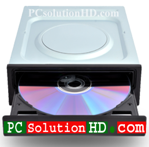 CD and DVD Rom (PCsolutionHD.com)