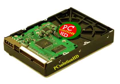 Hard Disk PCsolutionHD.com