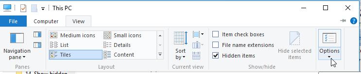 Options (PCsolutionHD.com)
