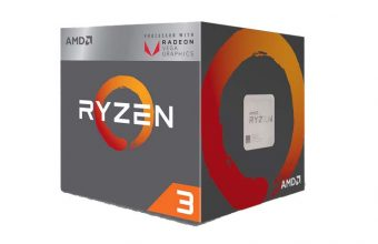 AMD Ryzen 3 2200G Processor with Vega 8 Graphics Price & Info