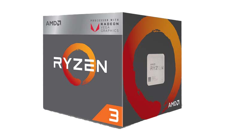 AMD Ryzen 3 2200G Processor PCsolutionHD.com