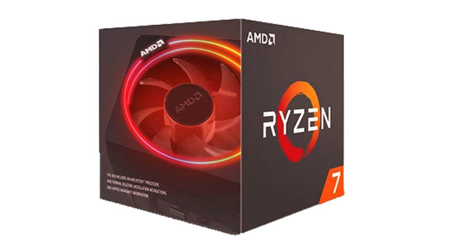 AMD Ryzen 7 2700X Processor with Wraith Prism LED Cooler PCsolutionHD.com
