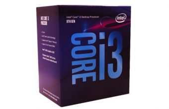 Intel Core i3-8100 Processor Price, Specifications and Features
