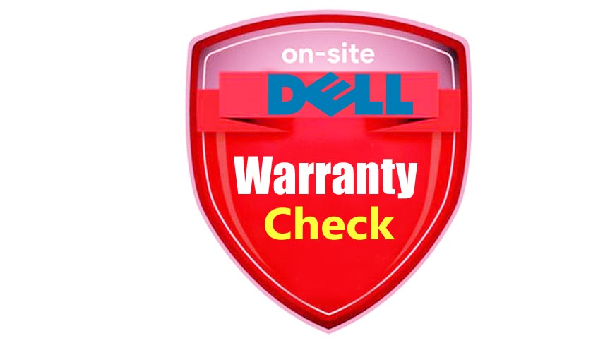 Dell Warranty LookUp
