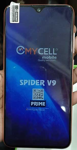 MyCell Spider V9 Front Side