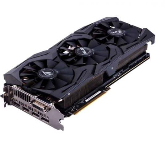 NVIDIA GeForce GTX 2080 Ti Graphics Card