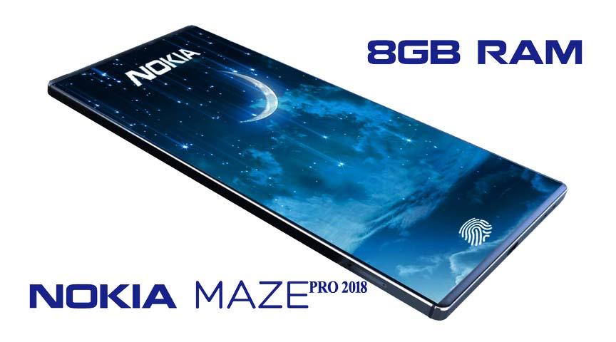 Nokia Maze Pro 2018