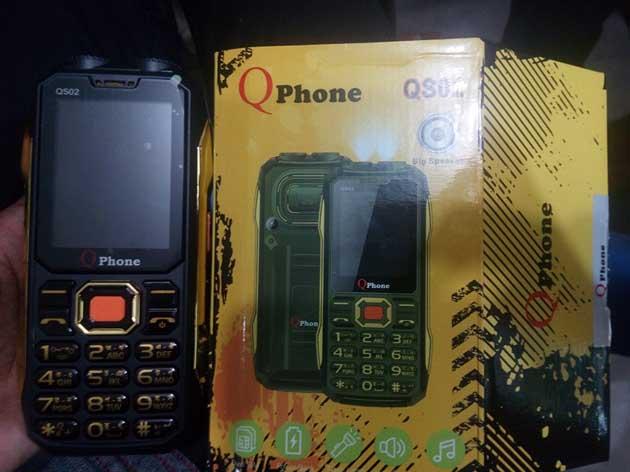 Qphone QS02