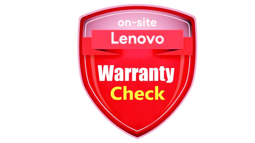 Warranty LookUp Lenovo