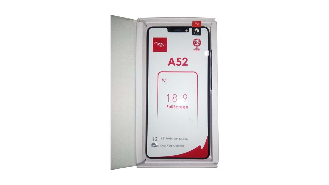 iTel A52