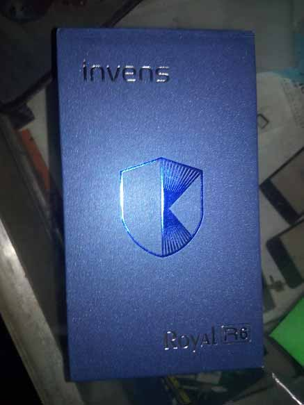 invens Royal R6 box