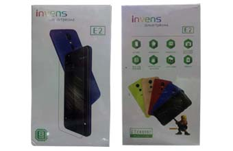 Invens E2 Price, Specifications, and Features