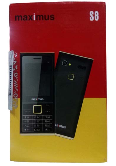 Maximus S8 Price & Full Specification