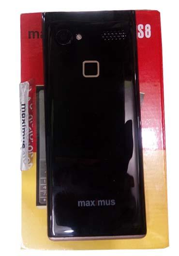 Maximus S8
