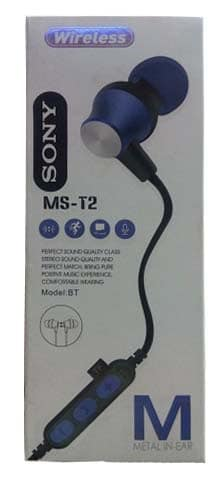 Sony MS-T2 BT Wireless HeadPhone