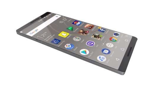 Sony Xperia Zs Pro 2018