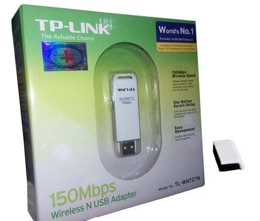 TP-Link TL-WN727N 150Mbps