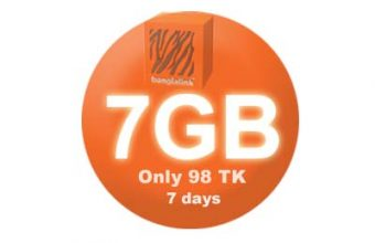 Banglalink 7GB 98 TK Internet Offer News & Information