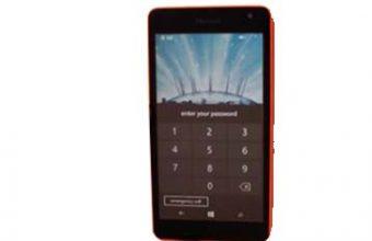 Microsoft Lumia 535 – Nokia RM 1090 Factory Reset