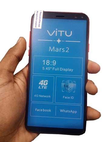 ViTU Mars 2