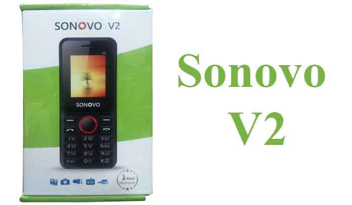 Sonovo V2