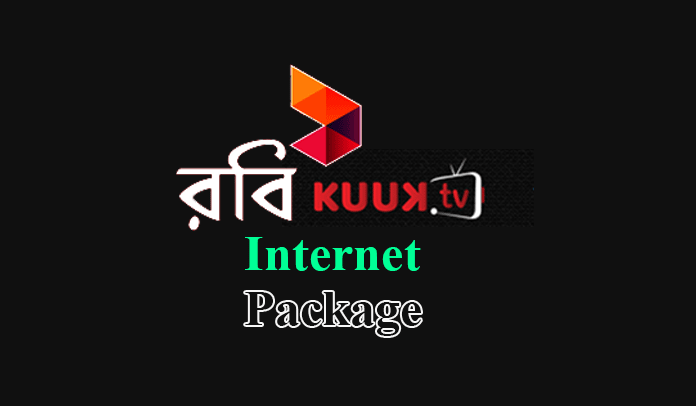 Robi Kuuk TV Internet Package