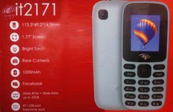 iTel it2171 Price in Bangladesh