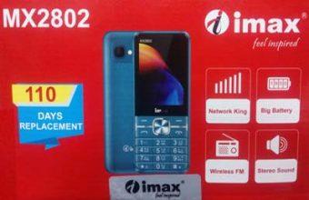 iMax MX2802 Price in Bangladesh