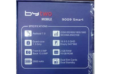 ByTwo 9009 Smart