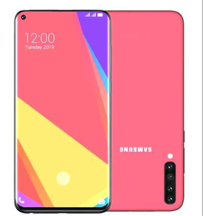 Samsung Galaxy M50 Photo