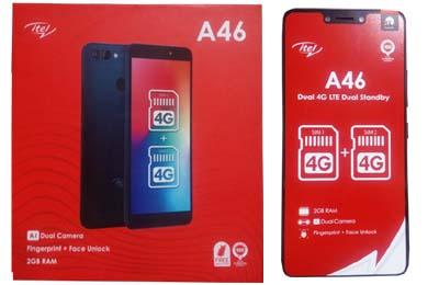 iTel A46