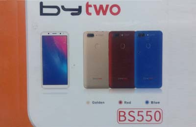 ByTwo BS550