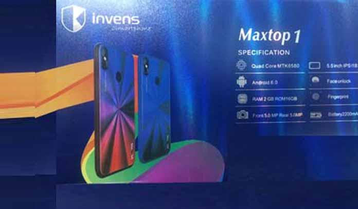 Invens Maxtop 1