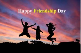 Happy Friendship Day 2019 Wishes, Stickers, GIF, Image, SMS for Facebook & WhatsApp Status