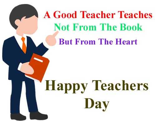 Happy Teachers Day Image Photo