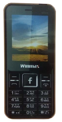 Winmax MH34 Feature Phone Image