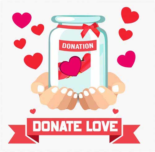 donate love outreach charity