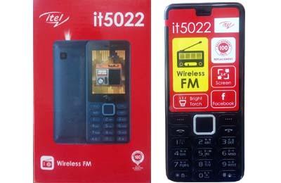iTel 5022