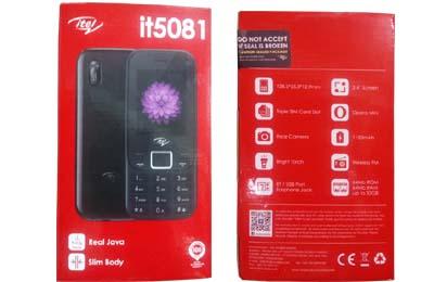 iTel it5081