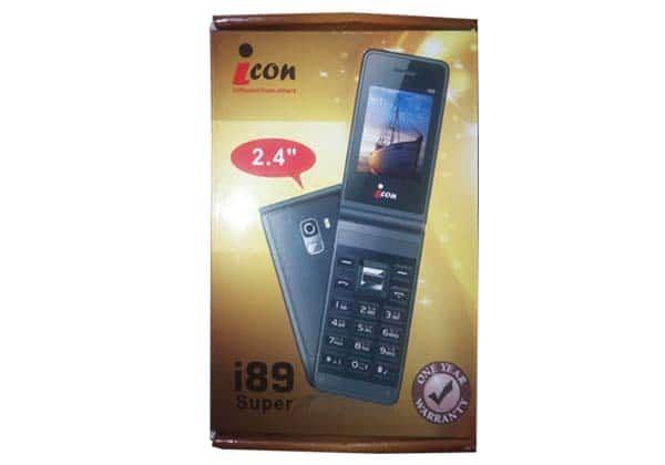 ICON i89 Super