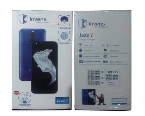 Invens Jazz 1