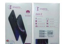 Invens Jazz 2 Photo