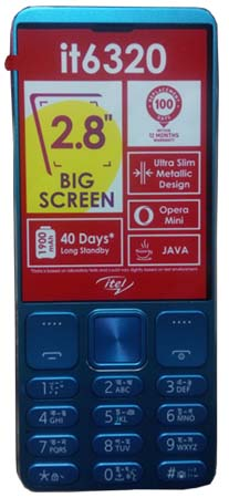 Itel it6320 Photo