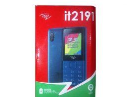 iTel it2191