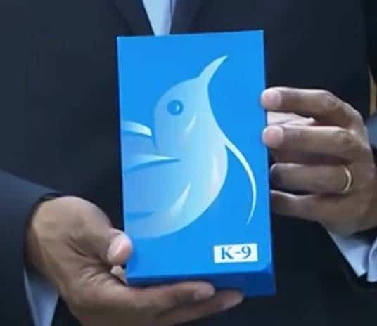 Doel K-9 smartphone