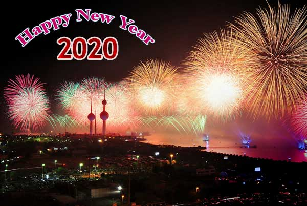 Happy New Year 2020 Wishes, Messages, Greetings