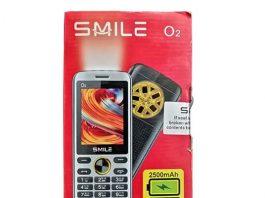 SMILE O2 feature phone