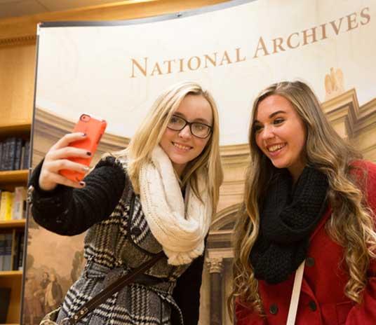 Museum Selfie Day 2020