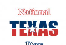 National Texas Day 2020