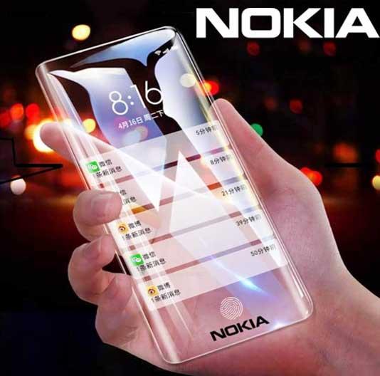Nokia Alpha Pro 2020